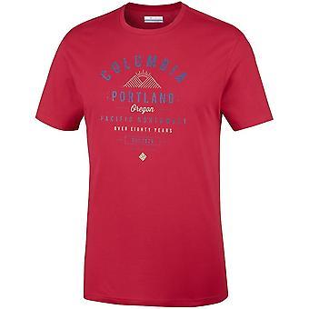 Columbia Leathan Trail EM0729613 hombres camiseta