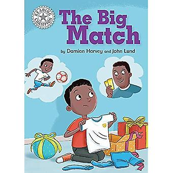 Reading Champion: The Big Match: Independent Reading White 10 (Reading Champion)
