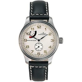 Zeno-watch mens watch NC retro power reserve limited edition 9554-6PR-e2