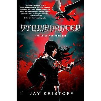 Stormdancer by Jay Kristoff - 9781250031280 Book
