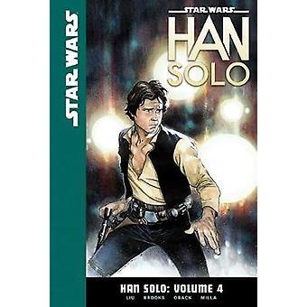 Han Solo - Volume 4 by Marjorie Liu - 9781532140181 Book