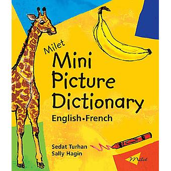Milet Mini Picture Dictionary (French-English) - English-French (Bilin