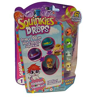 Squinkies 'do Drops Starter Pack 6