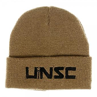 Beanie Cap - Halo - UNSC Olive Single Layer Cuff New Licensed kc418yhlo