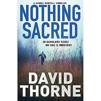 Nada é sagrado (Daniel Connell)