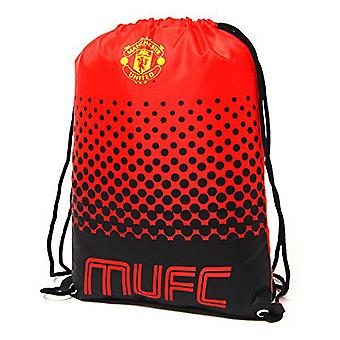 Manchester United United Fade Gym Bag