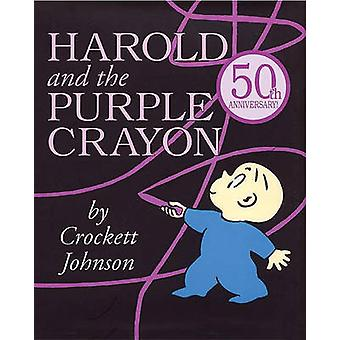 Harold and the Purple Crayon by Crockett Johnson - 9780881036954 Book