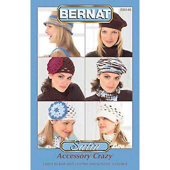 Bernat Accessory Crazy Satin Bt 140