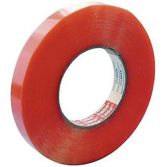 Double sided adhesive tape tesa Transparent (L x W) 50 m x 12 mm Acrylic Content: 1 Rolls