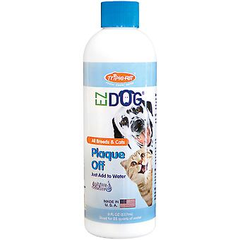 EZ Dog Pet Plaque Off 8oz-  FFP4544