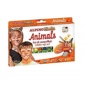 Alpino Makeup Party Animals September 6 (Kids , Toys , Imitation , Drama , Accessories)