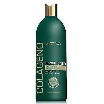 Kativa Collagen Conditioner 500 Ml. (Woman , Hair Care , Conditioners and masks)