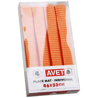 Avet Single Game 4 46x33 Orange Txh74274-Akt