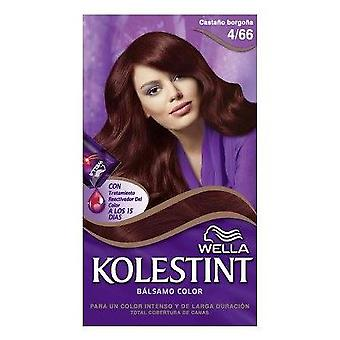 Wella Professionals Dye Brown Burgundy 4,66 (Woman , Hair Care , Hair dyes , Hair Dyes)