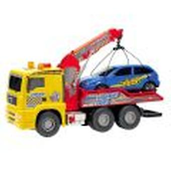 Dickie Tractor trailer (Toys , Vehicles And Tracks , Mini Vehicles , Cars)