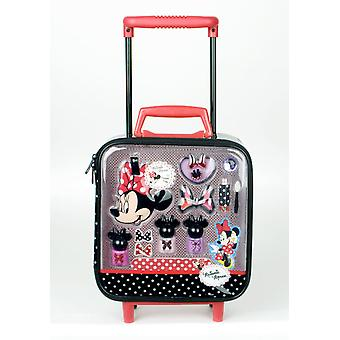Disney Minnie Minnie's Getaway Cosmetic Travel Trolley (Children , Kids make up)