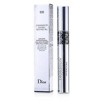 Christian Dior Diorshow Iconic Overcurl Mascara - # 090 sobre negro - 10ml / 0.33 oz