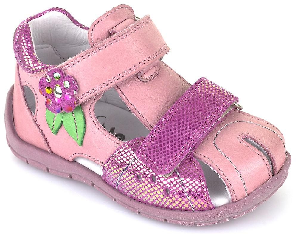 Froddo Girls G2150070 Closed Toe Sandals Pink Multi