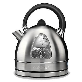 Cuisinart CTK17 traditionele Kettle in geborsteld staal