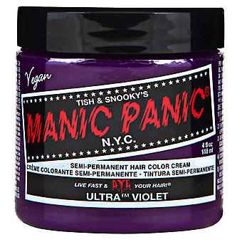 Manic Panic Manic Panic Classic Ultra Violet (Woman , Hair Care , Hair dyes , Hair Dyes)