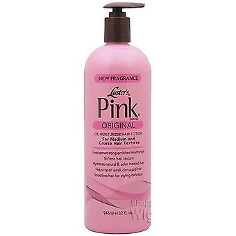 Luster's Pink Original Oil Moisturizer Lotion 32oz