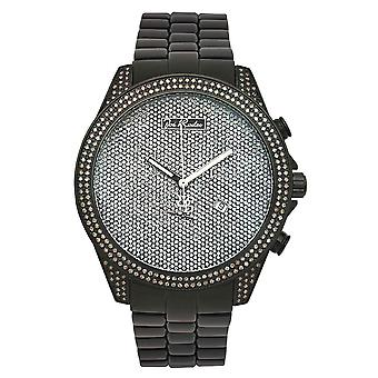 Joe Rodeo diamond men's watch - EMPIRE Black 2.25 ctw