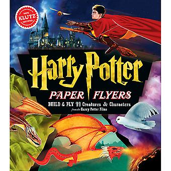 Harry Potter Papier Flyer Kit - K810639