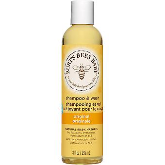 Bees de Burt's Baby Bee shampooing & lavage