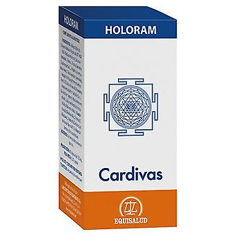 Equisalud Holoram Cardivas Capsules (Dietetics and nutrition , Supplements , Others)