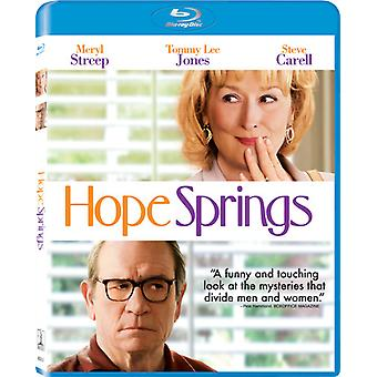 Hope Springs [BLU-RAY] USA import