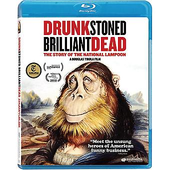 Betrunken Stoned brillante Dead: The Story of [Blu-Ray] USA import