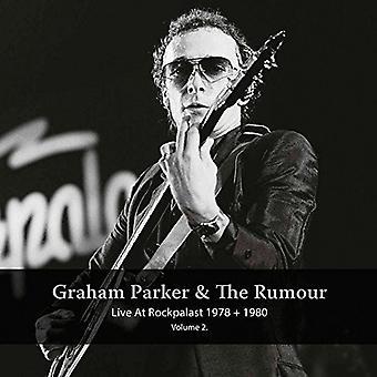 Parker, Graham / rygte - Live på jazzrytmer 1978 & 1980 - vol. 2 [Vinyl] USA import