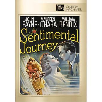 Sentimental Journey [DVD] USA import