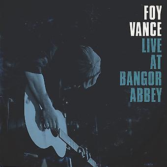 Foy Vance - Live på Bangor Abbey [CD] USA import