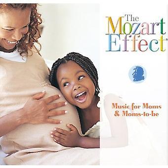 Mozart effekt-musik til mor - Mozart effekten - musik for Moms & mødre-til-være [CD] USA importerer