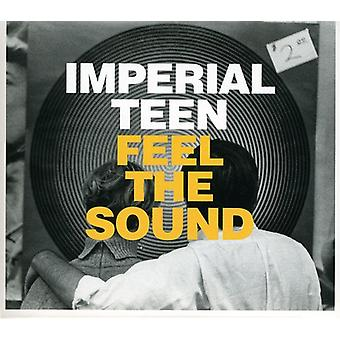 Imperial Teen - føler lyd [CD] USA importen