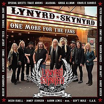 Lynyrd Skynyrd - One More for the Fans [CD] USA import
