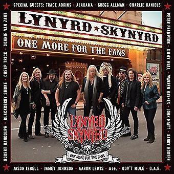 Lynyrd Skynyrd - One More for Fans [CD] USA importen