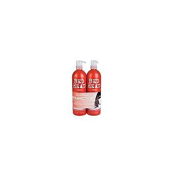 TIGI Bed Head Tigi Bed Head Urban Antidotes Resurrection Tween Duo (2 X 750ml)