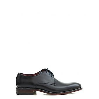 Loake Drake Welted Plain Front Derby Shoes