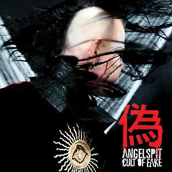 Angelspit - dyrkelsen af falske [CD] USA import