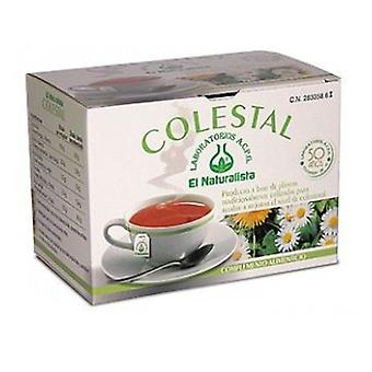 El Naturalista Colestal 20 breve infusion (Herbalist's, infusioner)