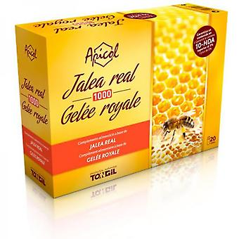 Tongil Royal Jelly Apicol 1000gr. 20Viales