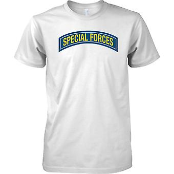 Special Forces skulder Flash Insignia - Herre T-shirt