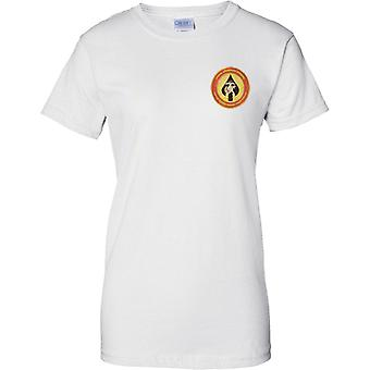 Special Operations Command - USMC Insignia - Ladies Chest Design T-Shirt
