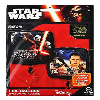 Anagram 18 Inch Star Wars Episode VII Square Foil Balloon
