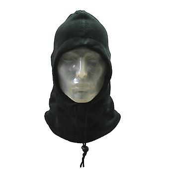 Winter Fleece Neck Warmer Outdoor Snood Cycling Hood
