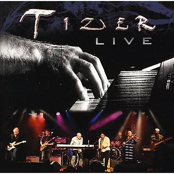 Tizer - Live [CD] USA import