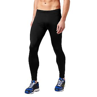 Reebok Essentials Long Tight B85446 running all year men trousers
