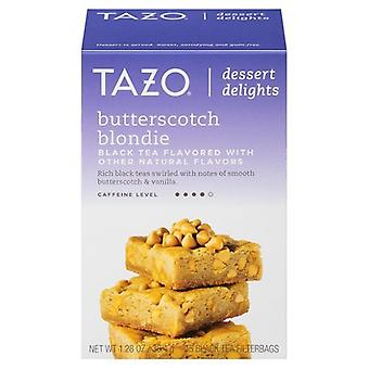 Tazo Tea Blondie caramelo